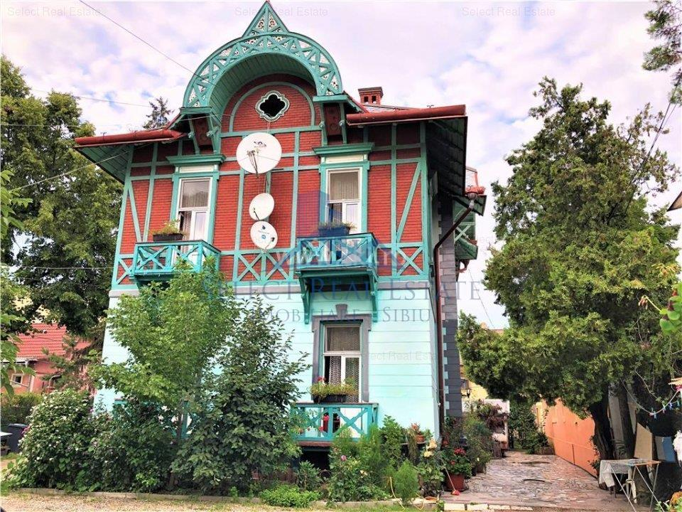 Pensiune  \ vanzare \ Ocna Sibiului   Sibiu
