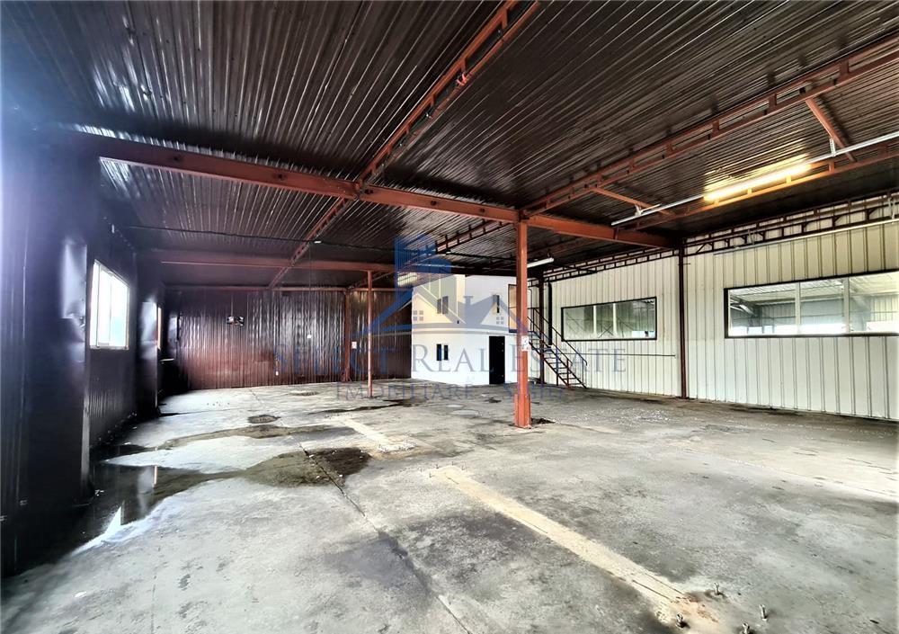 Hala industriala / inchiriere / sibiu zona aeroport