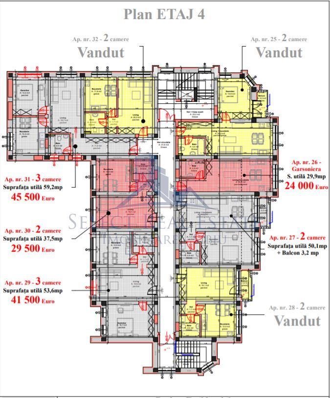 Apartamente 3 camere / vanzare / Cisnadie   Sibiu
