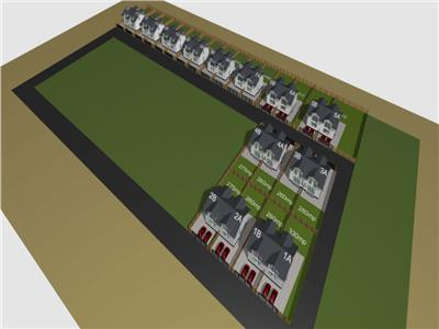 Case tip duplex \ vanzare \  Cisnadie - Sibiu